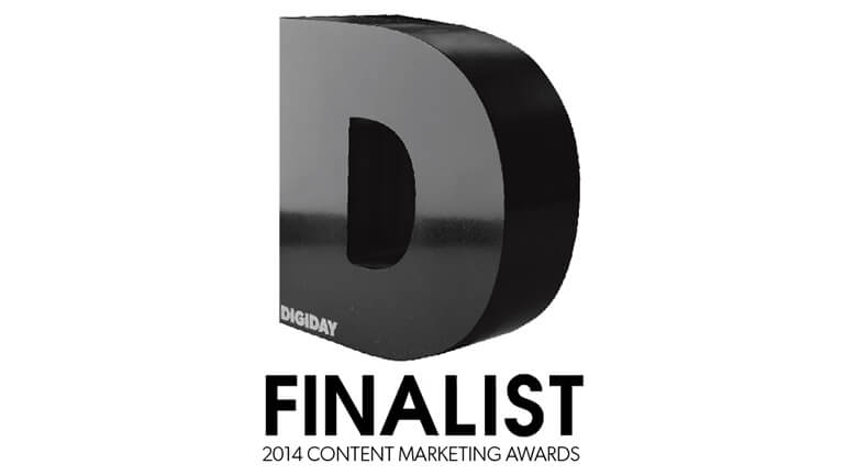 Digiday Content Marketing Awards