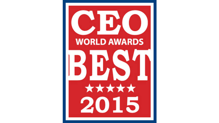 CEO World Awards 2015