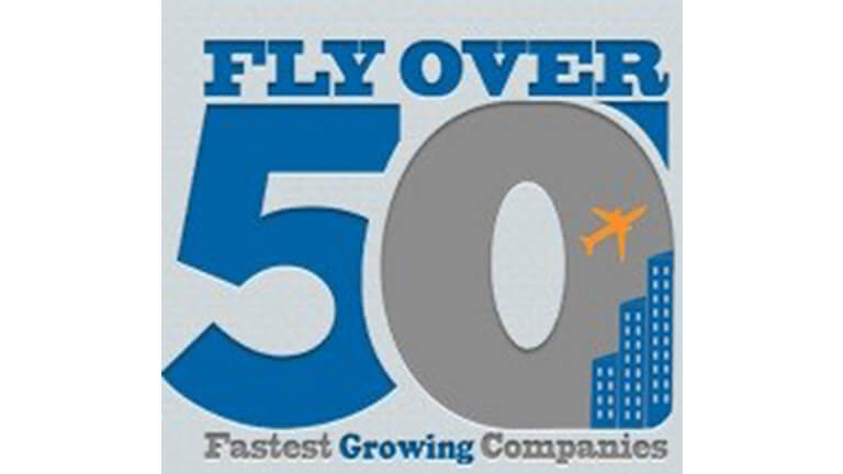 Flyover 50 Fastest-Growing Companies