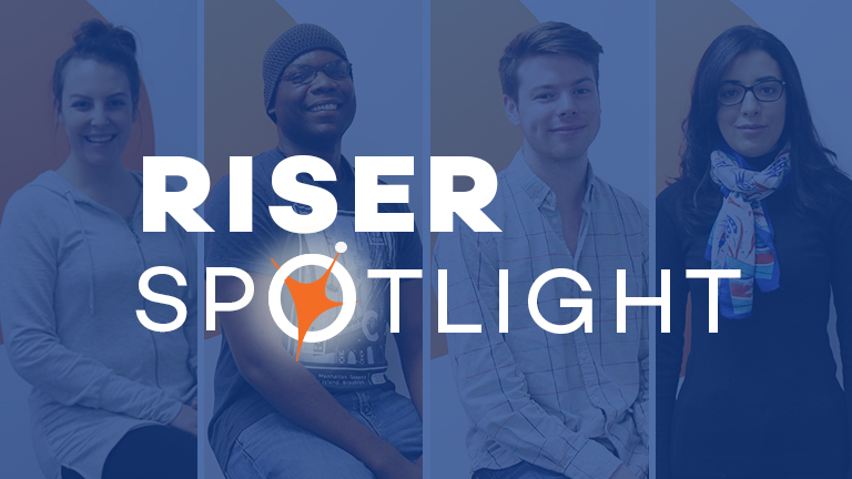 May Riser Spotlight