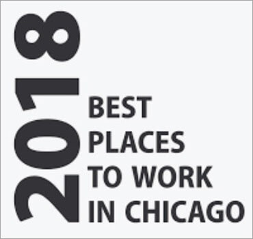 Crain's Best Places to Work Chicago