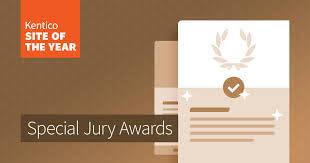 Kentico Site of the Year - Special Jury Awards