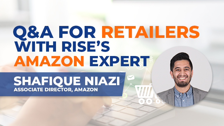 Q&A for Retailers with Rise's Amazon Experts