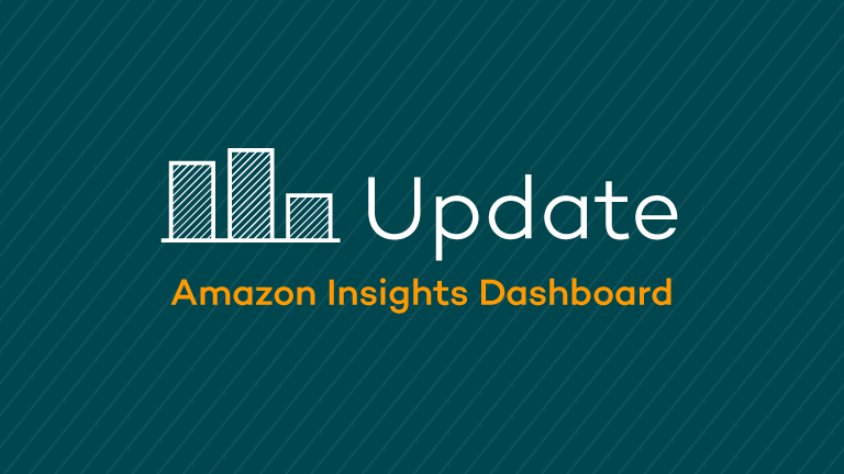 Amazon Insights Dashboard