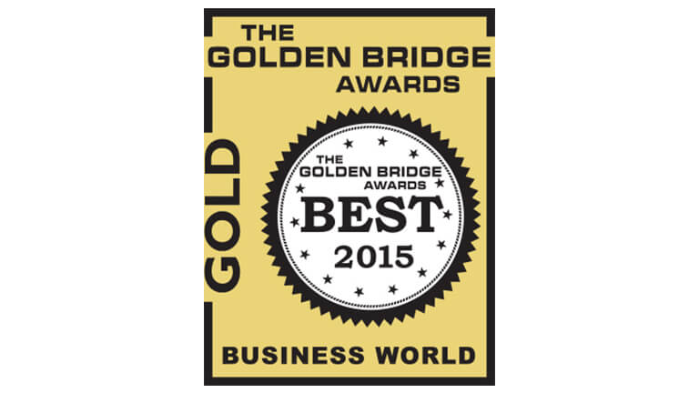 Golden Bridge Awards 2015