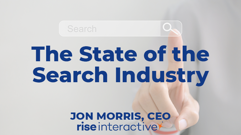 VIDEO | The State of the Search Industry