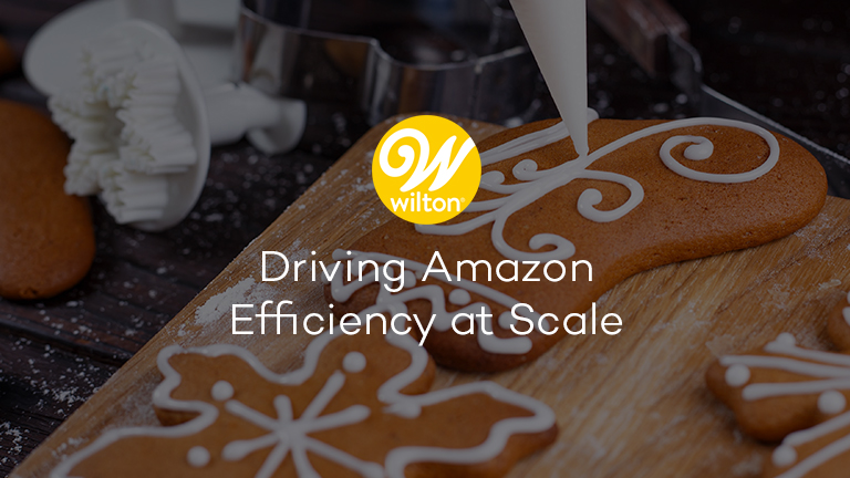 Driving Amazon Efficiency At Scale for Wilton
