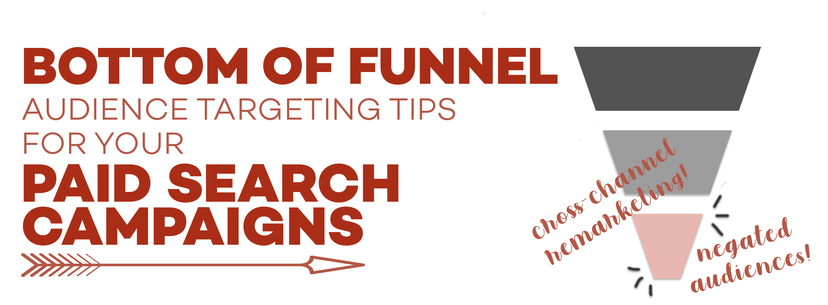 Bottom of funnel paid search tips