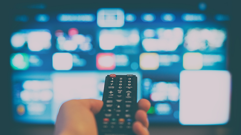 Reach the Big Audience with Connected TV