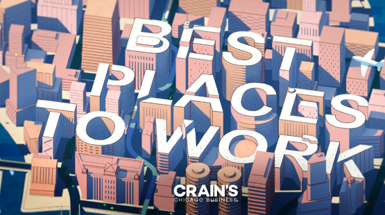 Crain's Chicago Best Places to Work