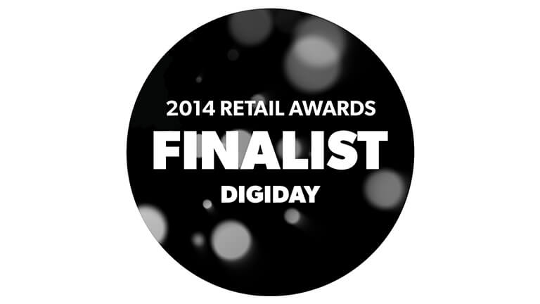 2014 Digiday Retail Awards